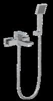 Смеситель для ванны Bennberg однорычажный 130111-01 Хром