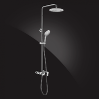 Душевая система Elghansa SHOWER SET 2336583-2C (Set-11), хром