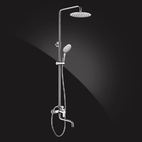 Душевая система Elghansa SHOWER SET 2306683-2C (SET-11), хром