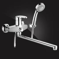 Смеситель Elghansa STALLE 5301521 для ванной однорычажный, хром