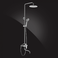 Душевая система Elghansa SHOWER SET 2304483-2C (SET-14), хром