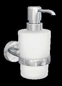 Дозатор жидкого мыла Bennberg BA-33 Хром