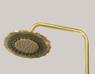 Душевая система BronzeDeLuxe 10118/1 со стационарной лейкой
