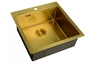 Мойка для кухни Zorg LIGHT BRONZE ZL R 510510 BRONZE