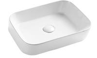 Керамическая раковина для ванной Ceramalux 2242