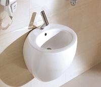 Керамическая раковина для ванной Ceramalux 1012
