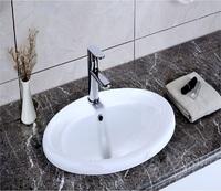Керамическая раковина для ванной Ceramalux 3172