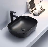 Керамическая раковина для ванной Ceramalux 78104MB