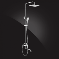Душевая система Elghansa SHOWER SET 2306683-2C (SET-17), хром