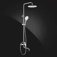 Душевая система Elghansa SHOWER SET 2306683-2C (SET-24),хром