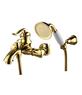 Смеситель для ванны Lemark Brava LM4712G золото