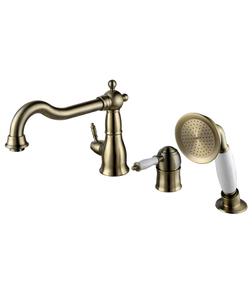 Смеситель для ванны Lemark Villa LM4845B бронза
