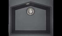 Унитаз напольный приставной безободковый RIMLESS Ceramalux 2179MB