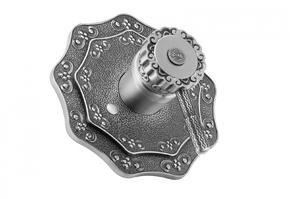 Смеситель для душа скрытого монтажа Zorg A 105DK-SL