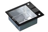 Мойка для кухни Zorg GL-6051-BLACK