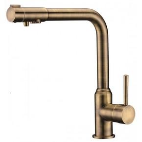 Смеситель для кухни под фильтр KAISER Teka 13044-3 Bronze