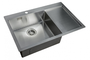 Мойка для кухни Zorg LIGHT ZL R 780510-L