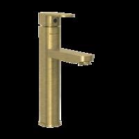 Смеситель для умывальника Bennberg однорычажный 110212-02,бронза