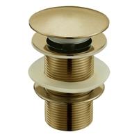 Донный клапан Melana MLN-TB50-1 без перелива (бронза)
