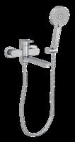 Смеситель для ванны Bennberg 130212-02 Chrome