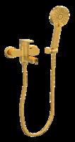 Смеситель для ванны Bennberg 130212 Gold