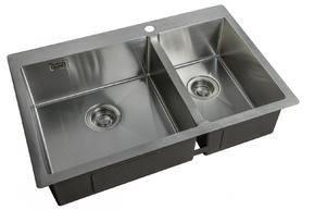 Мойка для кухни Zorg LIGHT ZL R 780-2-510-L