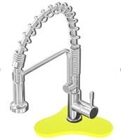 Подставка под кран Kit Kraken Spinner желтый