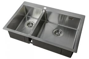 Мойка для кухни Zorg LIGHT ZL R 780-2-510-R