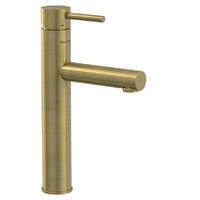 Смеситель Bennberg для раковины однорычажный 110313-02-Bronze