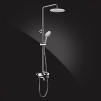 Душевая система Elghansa SHOWER SET 2330524-2C (Set-11), хром