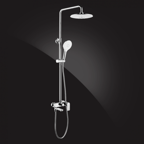 Душевая система Elghansa SHOWER SET 2332269-2C (Set-24), хром