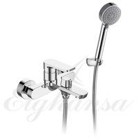 Смеситель Elghansa HEZERLEY New 2365599 одноручковый для ванной, хром