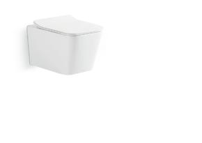 Керамический унитаз безободковый CeramaLux NS5170