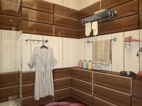 Держатель полотенца 50 см Elghansa WORRINGEN WRG-215, хром