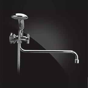 Смеситель Elghansa ECOFLY 2722880 для ванной, хром