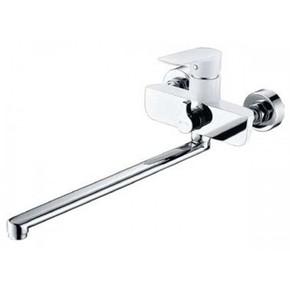 Смеситель для ванны KAISER Atrio 60055 Chrome/White