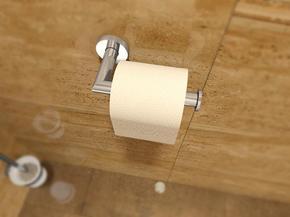 Держатель туалетной бумаги Elghansa KENTUCKY KNT-320, хром