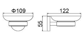 Смеситель для кухни под фильтр KAISER Sonat 34044-9 Black Mat