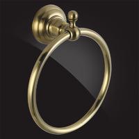 Полотенцедержатель-кольцо Elghansa PRAKTIC Bronze Accessories PRK-875-Bronze 17 см, бронза