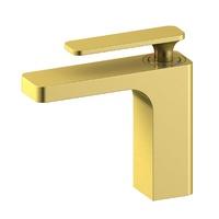 Смеситель для раковины Timo Torne 4361/17F золото матовое