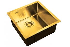 Мойка для кухни Zorg LIGHT BRONZE ZL R 440440 BRONZE
