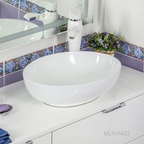 Керамическая раковина Melanа MLN-A433
