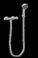 Смеситель для душевой кабины Bennberg Термостат 404050 Хром