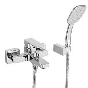 Смеситель для ванны Iddis Urban с коротким изливом URBSB02i02
