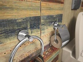 Кольцо для полотенца Elghansa KENTUCKY KNT-875, хром