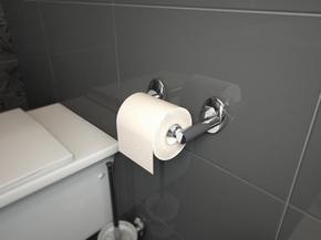 Держатель туалетной бумаги Elghansa WORRINGEN WRG-350, хром