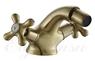Смеситель Elghansa RETRO BRONZE 4902754-Bronze для биде двухвентильный, бронза