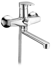 Смеситель для ванны Elghansa MONICA CHROME 5322319-20