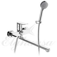 Смеситель Elghansa HEZERLEY New 5365599 одноручковый для ванной, хром