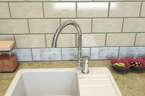 Смеситель Elghansa ECOFLOW BETA 5650305 для кухни однорычажный, хром